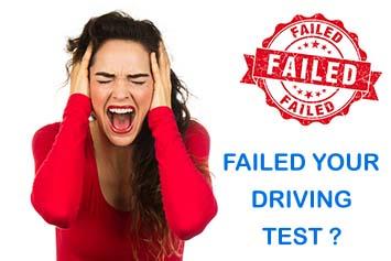Test failure