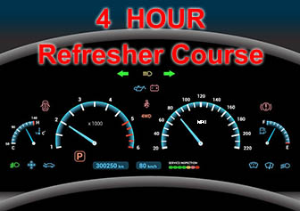 4 Hour Refresher Course