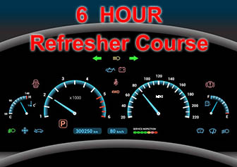 6 Hour Refresher Course